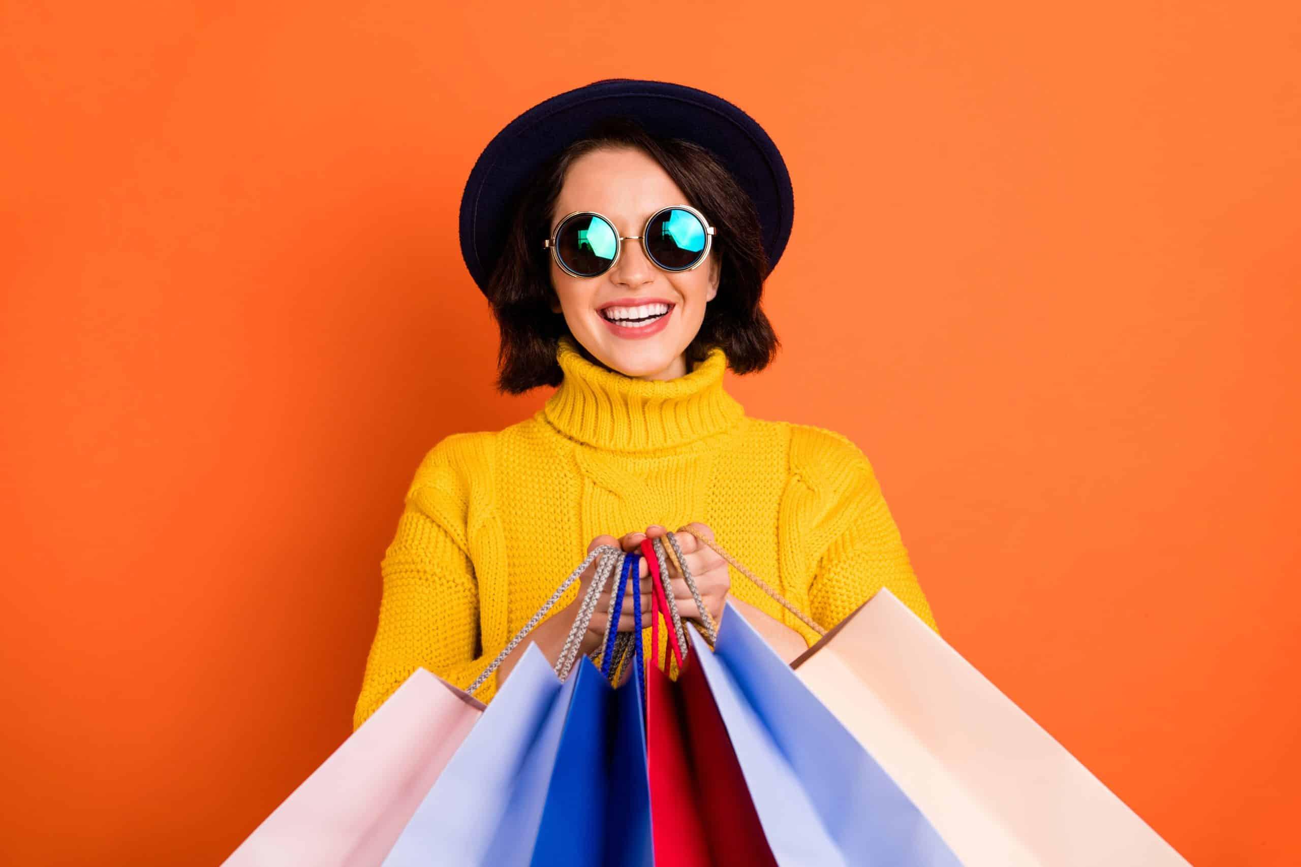 Lancaster Mall shopping fall
